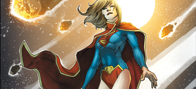 Supergirl by Mahmud Asrar
