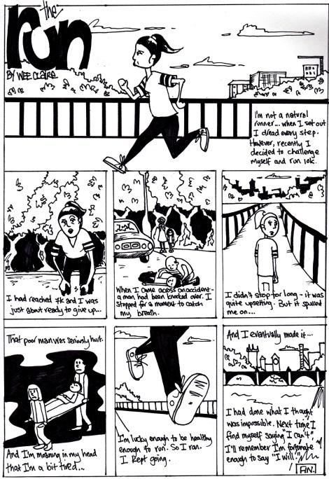 Run Comic 1