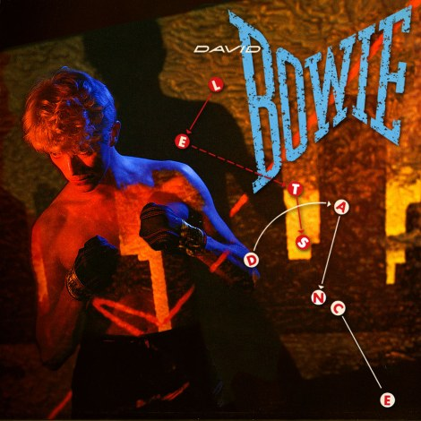 David Bowie's album 'Let's Dance' (1983)