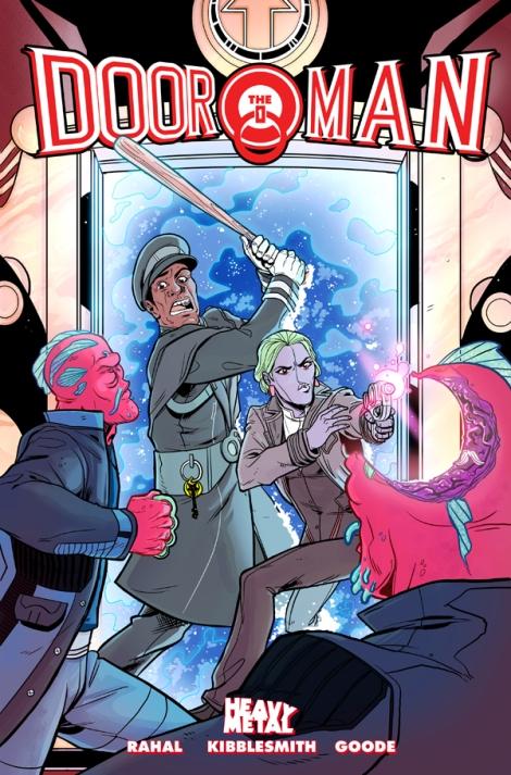 Final Doorman Cover