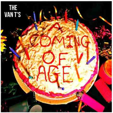 The Van T's A Coming Of Age Artwork