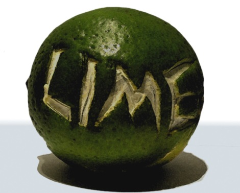 Lime jpeg higher res