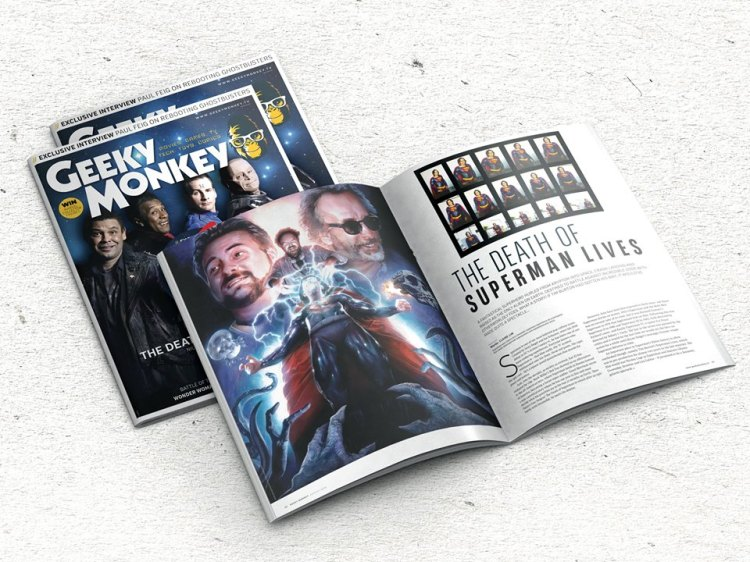 Geeky Monkey issue 11