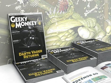 Geeky Monkey 12