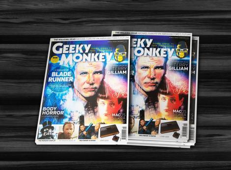 Geeky Monkey 14