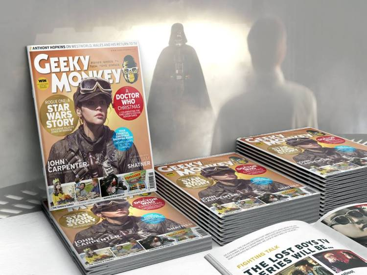 Geeky Monkey Issue 15
